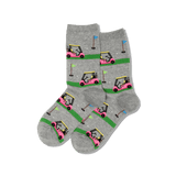 Women's Golf Cart Crew Socks