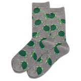Women's Turtles Crew Socks