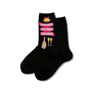 Women's Mother of the Groom Socks