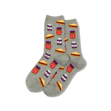 Women's Peanut Butter and Jelly Socks thumbnail