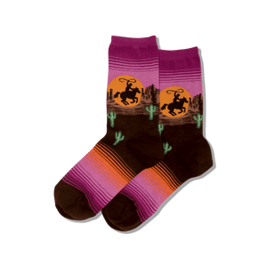 Women's Rodeo Crew Socks