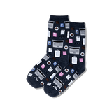 Women's Accountant Crew Socks