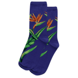 Women's Birds of Paradise Crew Socks thumbnail