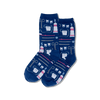 Women's Dentist Crew Socks