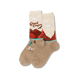 Women's Grand Canyon Crew Socks