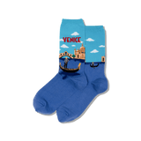 Women's Venice Crew Socks thumbnail