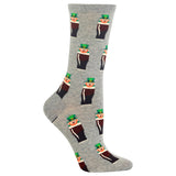 Women's Leprechauns Crew Socks thumbnail