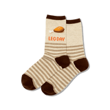 Women's Leg Day Crew Socks thumbnail