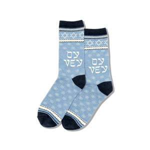 Women's Oy Vey Crew Socks