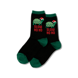 Women's Slow Ho Ho Socks thumbnail