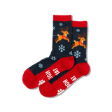 Women's Sleigh What Crew Socks