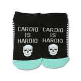 Women's Cardio is Hardio Ankle Socks