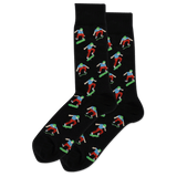 Men's Skateboarder Crew Socks