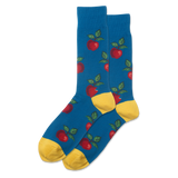 Men's Apples Crew Socks