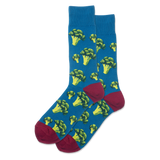 Men's Broccoli Crew Socks thumbnail