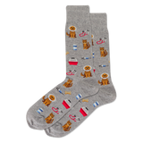Men's Veterinarian Crew Socks thumbnail