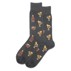 Men's Hot Toddy Crew Socks