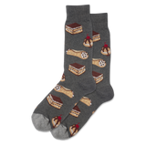 Men's Italian Pastries Crew Socks thumbnail