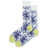 Men's Tie Dye Crew Socks thumbnail