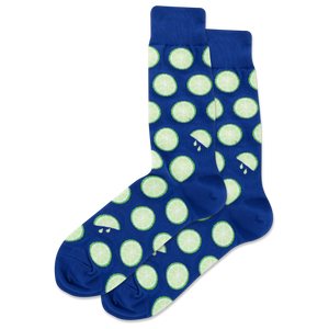 Men's Citrus Crew Socks