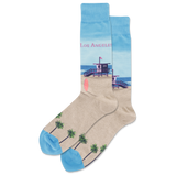 Men's Los Angeles Crew Socks