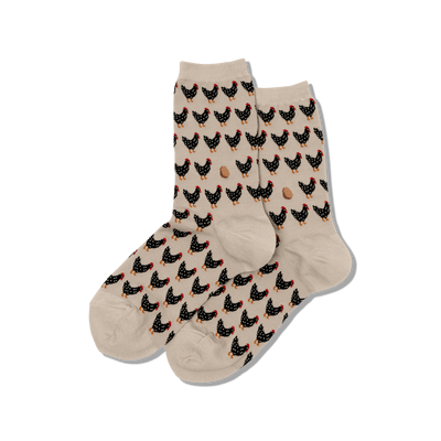 Women's Chicken and Egg Socks