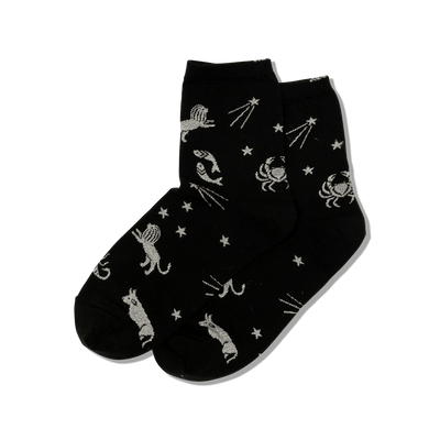Women's Astrology Anklet Socks