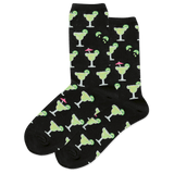Women's Margarita Crew Socks thumbnail