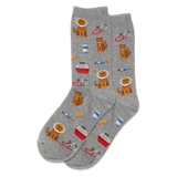 Women's Veterinarian Crew Socks thumbnail