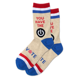 Women's You Have The Power Crew Socks