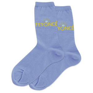 Women's Feyonce Crew Socks