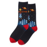Women's Houston Crew Socks