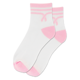Women's Pink Ribbon Socks