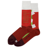 Men's Bloody Mary Crew Socks