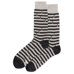 Men's Walking The Line Crew Socks