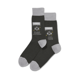 Men's Libra Zodiac Socks thumbnail