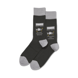 Men's Pisces Zodiac Socks thumbnail