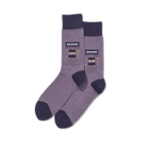 Men's Gemini Zodiac Socks thumbnail