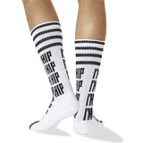 Men's I'm Hip Sport Socks in White thumbnail