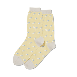 Women's Pills Crew Socks