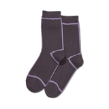 Women's Front and Back Stripe Socks thumbnail