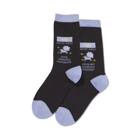 White Label Words Socks