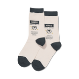 Women's Virgo Zodiac Socks thumbnail