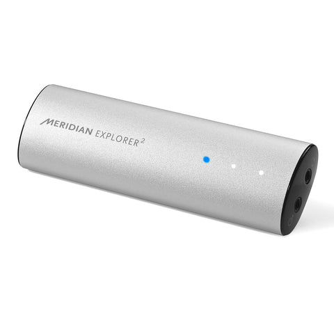Meridian Explorer2 Advanced High-Resolution USB DAC Headphone Amplifier with MQA