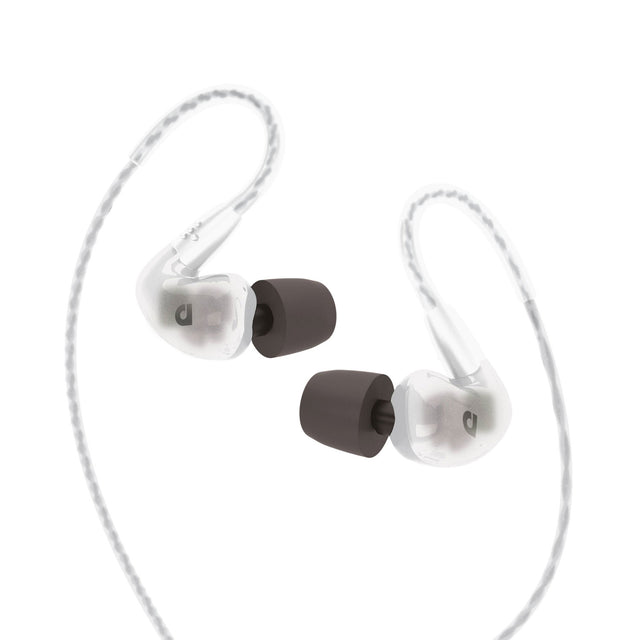 Audiofly AF100 In-Ear Monitors (Clear)