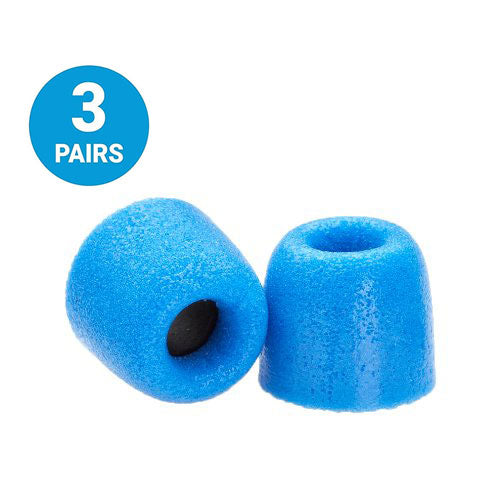 Comply T-200 Isolation Foam Tips (3 Pairs - Medium)