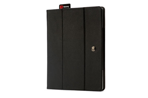 Booq Nappa Leather Folio for iPad 2/3/4th-Generation (Black)
