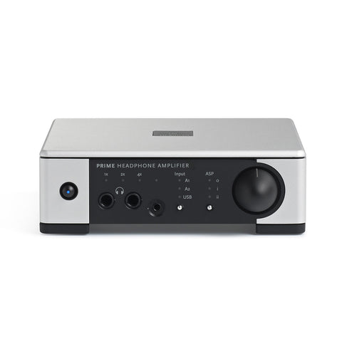 Meridian Prime Headphone Amplifier and Advanced High-Resolution USB DAC with MQA