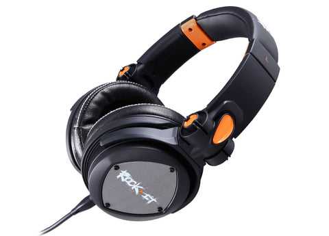 Rock It R-DJ Closed Headphones