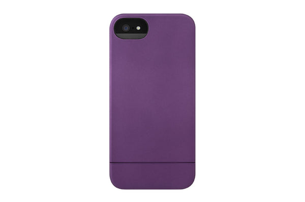 Incase Slider Case for for iPhone SE 1st Gen / iPhone 5/5S (Purple / Dark Mauve)